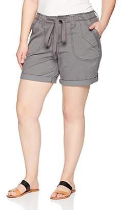 Jag Jeans Women's Plus Size Adeline Short