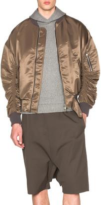 Fear of God Nylon Bomber Jacket $1,095 thestylecure.com
