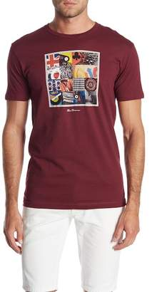Ben Sherman The Mix Up Graphic Tee