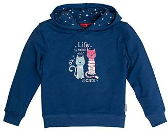 Salt&Pepper Salt and Pepper Girl's Sweat Lucky Me Kapuze Sweatshirt