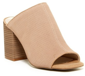 Kenneth Cole Reaction Top Notch Perforated Mule $99 thestylecure.com