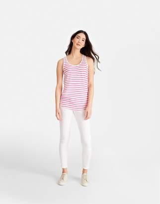Joules Clothing Bright White Bo Basic Vest