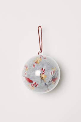 H&M Socks in Christmas Ornament - Gray