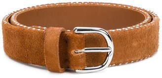 Golden Goose buckle belt