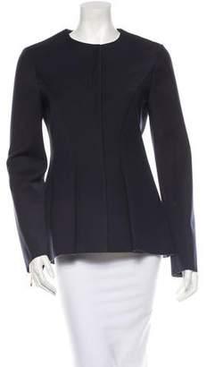 Cédric Charlier Virgin Wool-Blend Jacket