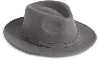 Nine West Felt Wool Panama Hat