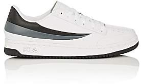 Fila Men's BNY Sole Series: Original Tennis Leather Sneakers-White