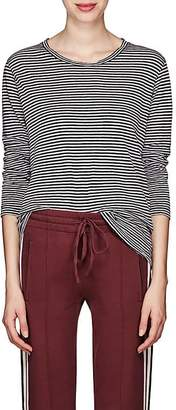 Etoile Isabel Marant Women's Kaaron Striped Linen-Cotton T-Shirt