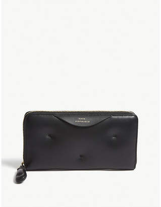 Anya Hindmarch Chubby leather zip-around purse