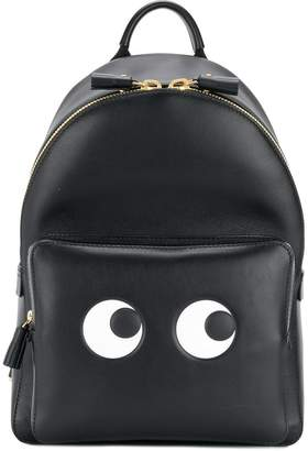 Anya Hindmarch goggly eyes backpack