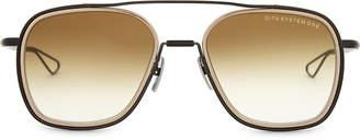 Dita System-One square-frame sunglasses