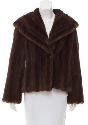 J. Mendel Mink Fur Jacket