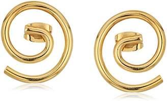 Soko Petite Swirl Stud Earrings (-tone)