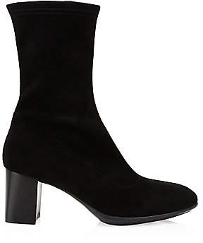 Aquatalia Women's Darianna Stretch Suede Boots