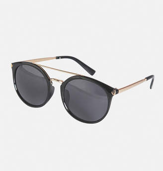 Avenue Gold Stem Ripley Sunglasses