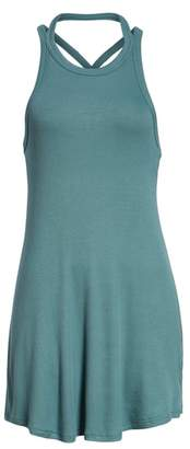 RVCA Linked Racerback Tank Dress