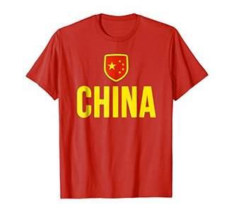 CHINA T-shirt Chinese flag