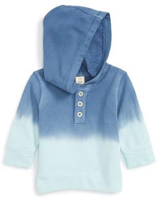 Infant Boy's Tucker + Tate Dip Dye Hoodie $35 thestylecure.com