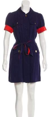 Marc by Marc Jacobs Mini Belted Shirtdress