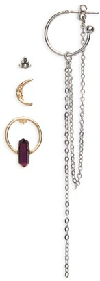 Women's Topshop Set Of 4 Lily Ear Accessories $15 thestylecure.com
