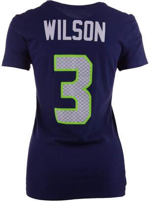 Nike Women's Russell Wilson Seattle Seahawks Player Pride T-Shirt