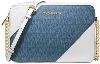 MICHAEL Michael Kors Tricolor Signature Crossbody