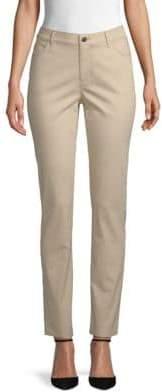 Lafayette 148 New York Thompson Buttoned Pants