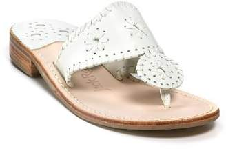 "Jack Rogers Palm Beach"" Classic Thong"