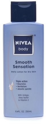 Nivea Body Smooth Sensation Daily Lotion for Dry Skin