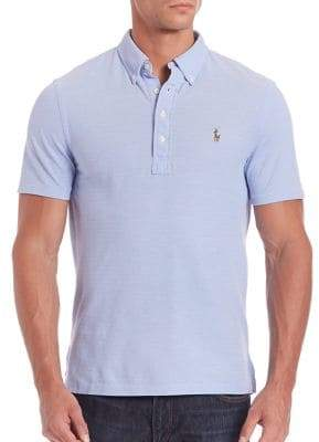 Polo Ralph Lauren Classic Fit Knit Oxford Shirt
