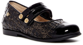 Naturino USA Lacca Croc-Embossed Mary Jane (Toddler, Little Kid, & Big Kid) $66.95 thestylecure.com