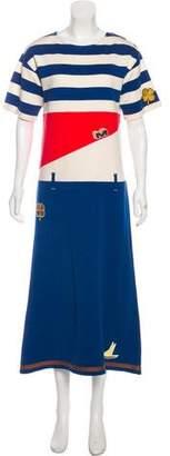 Marni Knit Maxi Dress