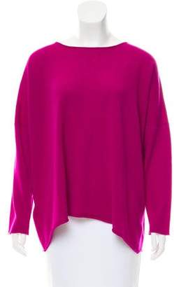 eskandar Oversize Long Sleeve Sweater