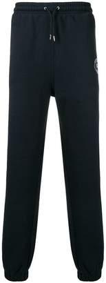 Burberry logo track pants