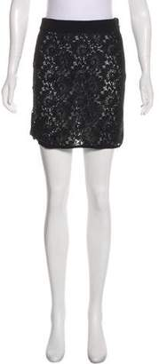 Ungaro Lace Mini Skirt w/ Tags