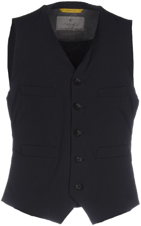 Canali CANALI Vests