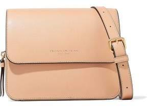 Donna Karan Textured-leather Shoulder Bag
