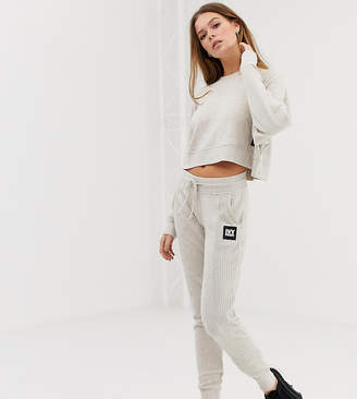 Ivy Park loungewear slim joggers in sand