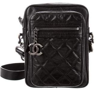 Chanel 2016 Quilted Camera Bag