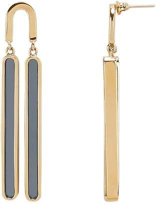 Colette Malouf Reflection Swing Earrings