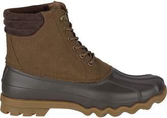Sperry Top Sider Avenue Duck Wool Boot - Men's