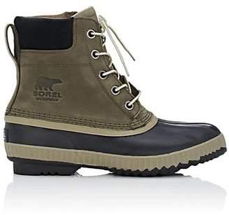 Sorel Men's CheyanneTM II Nubuck Duck Boots - Green