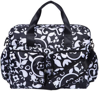 French Bull TREND LAB, LLC Trend Lab Vine Duffle Diaper Bag