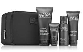 Clinique (クリニーク) - Clinique Great Skin For Him Four Piece Set