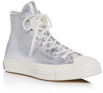 Converse Chuck Taylor All Star 70 Metallic High Top Sneakers