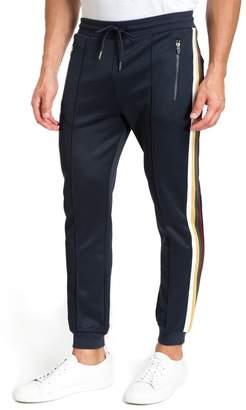 Jared Lang Side Stripe Lounge Pants
