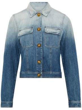 Tomas Maier Dégradé Denim Jacket