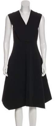 Zero Maria Cornejo A-Line Midi Dress