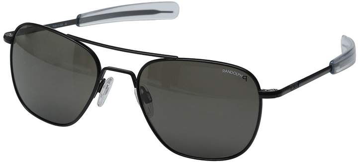 Randolph - Aviator 55mm Polarized Fashion Sunglasses