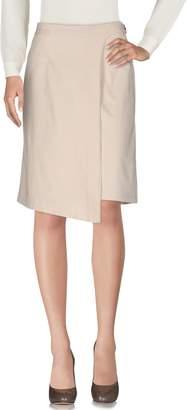 Paolo Pecora Knee length skirts